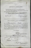 AZIEFF COULTSCHOUC (attestation paper)