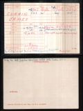 CURRIE JAMES(medal card)