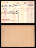 BARRADELL GEORGE HENRY(medal card)