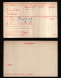 ALLISON WILLIAM(medal card)