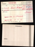 TOOLE JAMES(medal card)