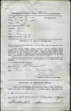 HEWKLEY FRANCIS PAGET (attestation paper)