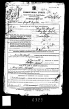 SPRINGETT HENRY JOHN (attestation papers)
