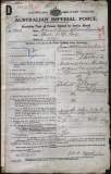 AGNEW JAMES WHITSON AINSLIE (attestation paper)