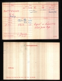 BATTERSBY PERCY ROYSTON (medal card)