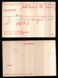 ASHBERRY THOMAS(medal card)