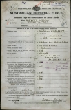 BLACKETT WILLIAM (attestation paper)