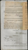 ATKINSON CLIVE (attestation paper)
