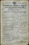 ATKINSON ERROL RICHARD (attestation paper)