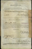 BALD THOMAS JOHN (attestation paper)