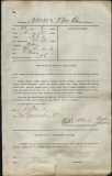 BANNERMAN VICTOR (attestation paper)