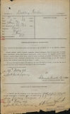 BARTON DUDLEY HENRY (attestation paper)