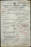 BORBIDGE JAMES CHARLES (attestation paper)