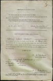 VERDON ASHLEIGH ROBERT (attestation paper)