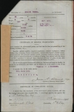 TURTON HERBERT (attestation paper)