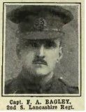 BAGLEY FRANK ADAMS (Roll of Honour in War Illustrated)