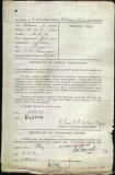STEPHENSON WILLIAM NORMAN (attestation paper)