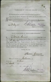 CONNORS THOMAS (attestation paper)