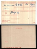 JAMES ANDERSON(medal card)