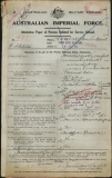 CRAWFORD JAMES CALDWELL (attestation paper)