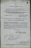 CROCKER LEIGH EVERED (attestation paper)