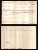 JAMES ASKEY(medal card)