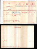 ROBERT FRANK BANKS(medal card)