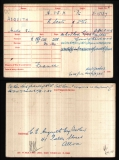 ARNOLD SENIOR ASQUITH(medal card)