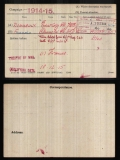 FRANCIS DONNELLY(medal card)