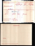 BARNES WILLIAM (medal card)