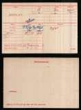 DENSLEY WALLACE(medal card)
