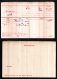 SURREY HENRY JAMES(medal card)