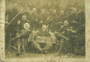 photo des Amis Flamands 1915 9me Compagnie
