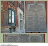 ATTFIELD WILLIAM (Memorial plaque Massey Harris Company, King Street West, Toronto)