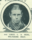 HEAL CECIL AMBROSE (The Illustrated London News, August 1915)